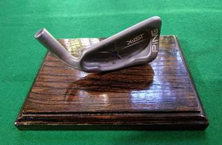 Trofeo De Golf Hierro Ping. Copa Premio Golf