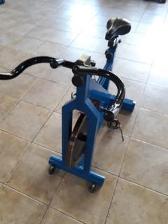 Bici De Spinning. Evolution.