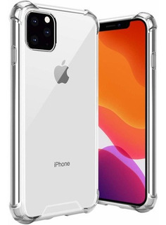 Capa Case Anti Impacto iPhone 8 7 Xr Xs 11 Pro Transparente