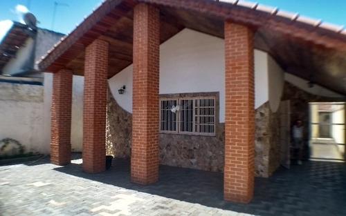 Imagem 1 de 26 de Casa Com 2 Dormitórios À Venda, 90 M² Por R$ 480.000,00 - Jardim Imperador - Praia Grande/sp - Ca0122