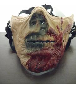 Media Mascara Zombie Proteccion Moto Gotcha