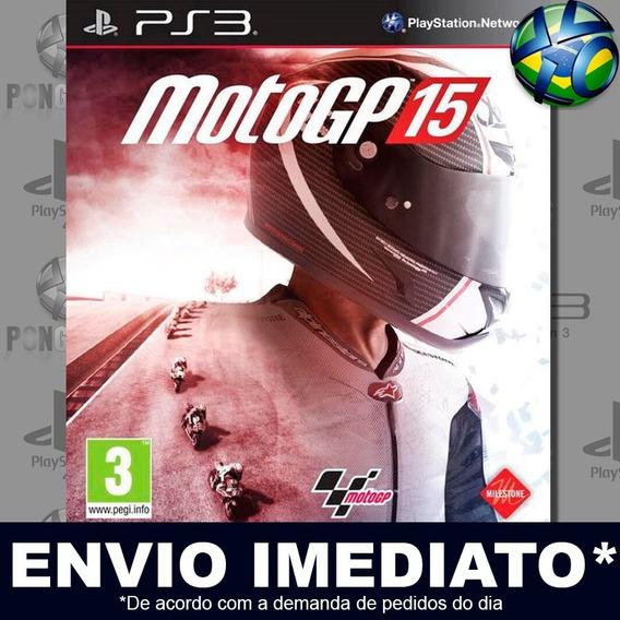 Motogp 15 Ps3 Psn Jogo Em Promoção A Pronta Entrega