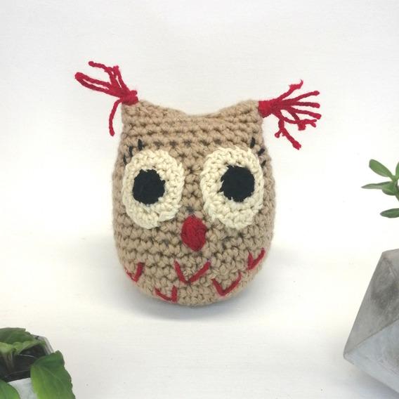 20 Patrones y Tutoriales de BUHOS para tejer / Colección | Crochet ... | 568x568