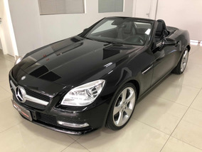 Mercedes-benz Classe Slk 1.8 Turbo 2p 2014