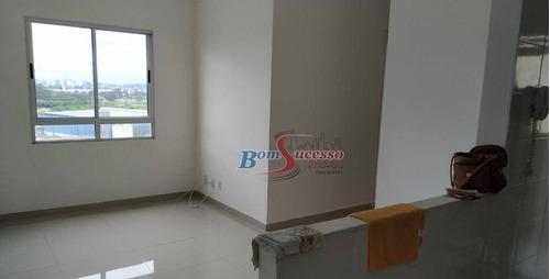 Imagem 1 de 18 de Apartamento Com 2 Dormitórios À Venda, 54 M² Por R$ 280.000,00 - Vila Venditti - Guarulhos/sp - Ap2686