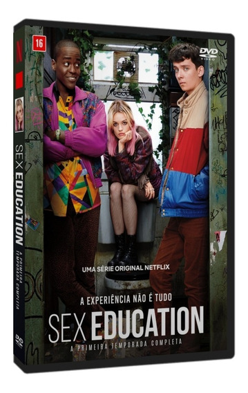 Série Sex Education 1ª Temporada