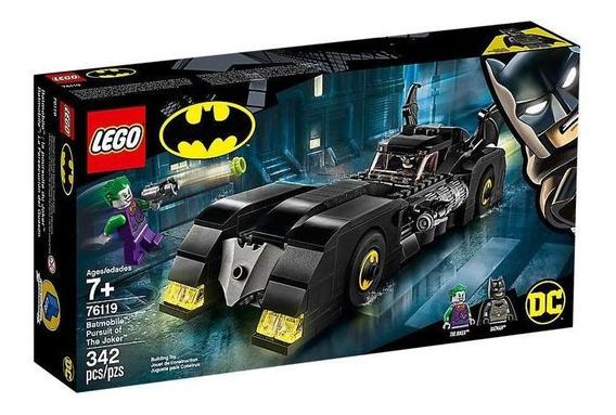 Lego Batman Batimobil La Persecución Del Joker 76119