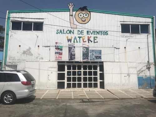 Salón Multiusos En Renta Valle De Aragón 2a Sec. A Dos Cuadras Av. Central