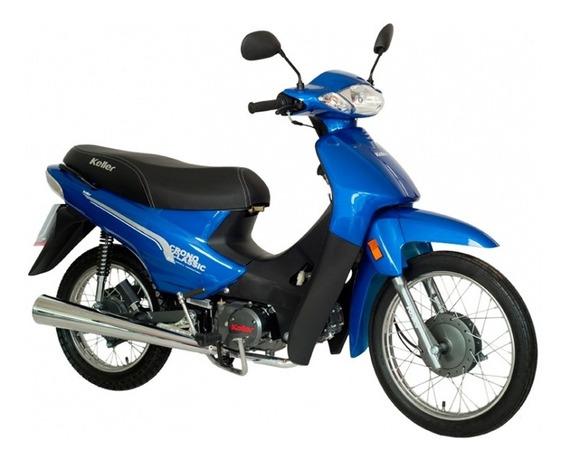 Keller Crono 110 Eco 2020 0km Base Moto - Ahora 12 Y 18