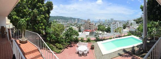 Casa Grande En Acapulco Para Familias Grandes Y Grupos