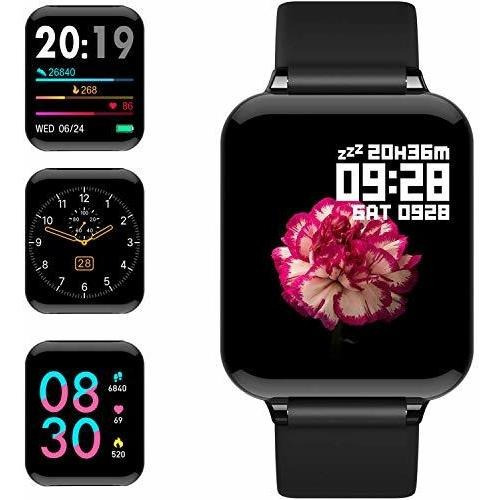 Reloj Deportivo, Reloj Inteligente Con Monitor De Frecuenci