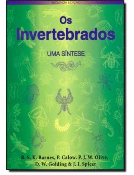Invertebrados, Os: Uma Sintese - 2ª Edicao