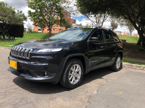 Jeep Cherokee Longitude Plus
