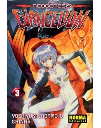 Neogenesis Evangelion No. 3