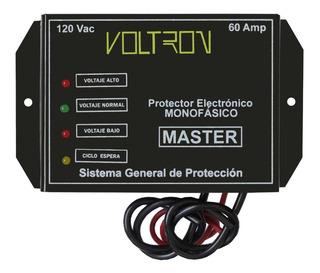 Protector De Voltaje General 110v/60amp Súper Oferta