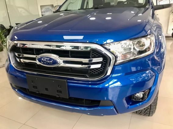 Ford Ranger Xlt 4x4 Automatica Disponible