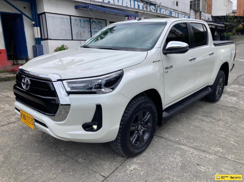 Toyota Hilux 4.0 V6