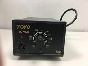 Estação De Solda Profissional Ts-960 Toyo (na Caixa)