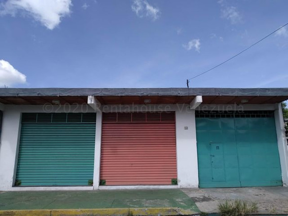 Galpón En Alquiler Urb. El Piñonal- Maracay 21-5567hcc
