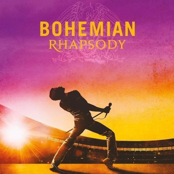 Cd Bohemian Rhapsody - Queen - Original Novo Lacrado