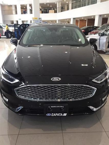 Ford Fusion Titanium Ta 2019