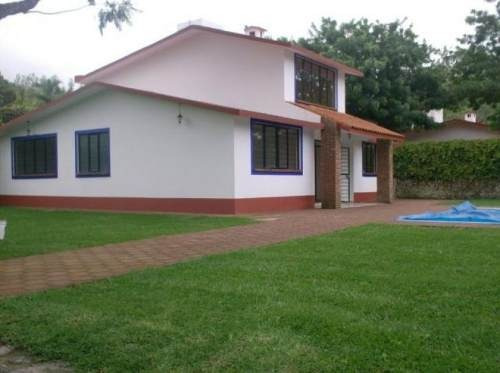 Casa En Renta En Santa Maria, Cuernavaca Morelos