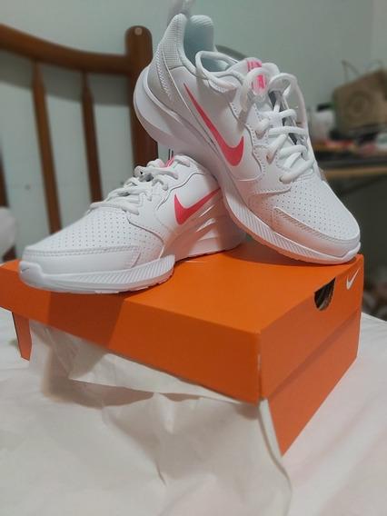 Tênis Da Nike Branco Nunca Usado