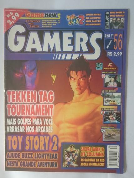 Revista Gamers 56