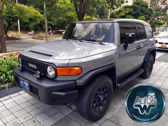Toyota Fj Cruiser Mecanica