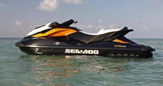 Jet Ski Sea-doo Gtr 215 2013