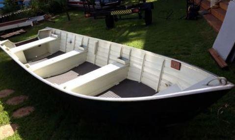 Barco Pantanaltica Fly600 Bicudo, 6,00mts De Comprimento