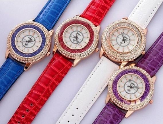 10 Relógios Feminino Diversos Modelos
