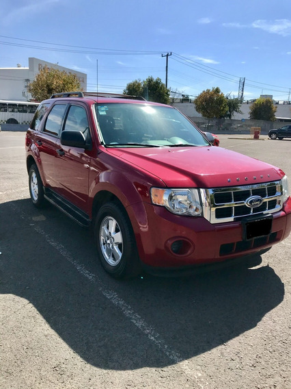 Ford Escape 2011 Xls At