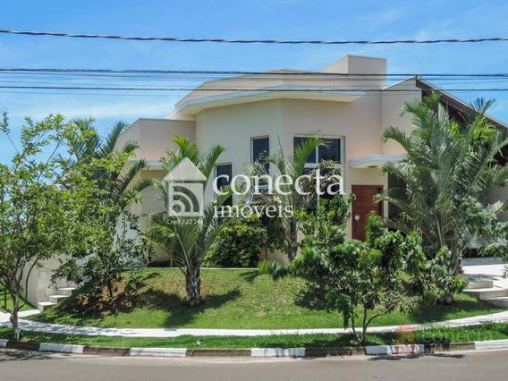 Casa Com 3 Dormitórios À Venda, 192 M² Por R$ 880.000,00 - Condomínio Terras Do Fontanário - Paulínia/sp - Ca1225