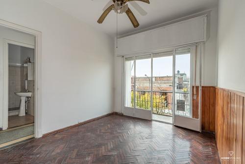 Imagen 1 de 11 de Se Alquila Apartamento De 1 Dormitorio En Paso Molino Balcón