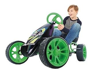 Hauck Sirocco Go Kart Pedales Carro Montable Niños 4 A 10