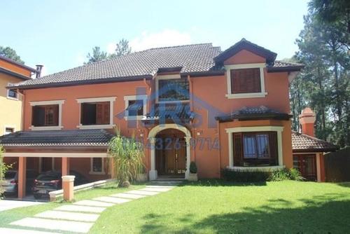 Imagem 1 de 15 de Casa Com 4 Dormitórios À Venda, 466 M² Por R$ 2.915.000,00 - Aldeia Da Serra - Barueri/sp - Ca0583