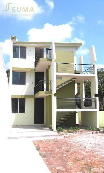 Departamento En Venta, Col. Jardines De Champayan, Tampico