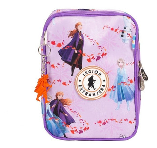Cartuchera Frozen Disney Legion Extranjera Escolar