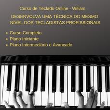 Curso De Teclado Online - Wiliam Silva