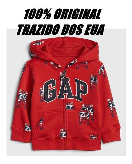 Blusa Gap Bebê Menino 2 - 3 - 4 Anos Original