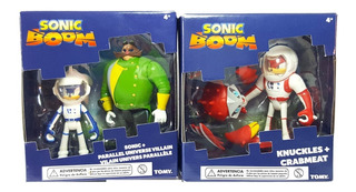 Figuras Sonic Boom The Hedgehog
