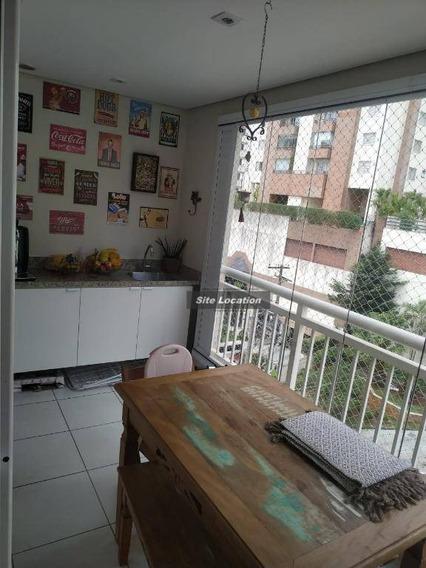 97075 Ótimo Apartamento Para Venda No Morumbi - Ap3727