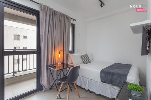 Imagem 1 de 15 de Apartamento - Vila Mariana - Ref: 1086 - L-1086