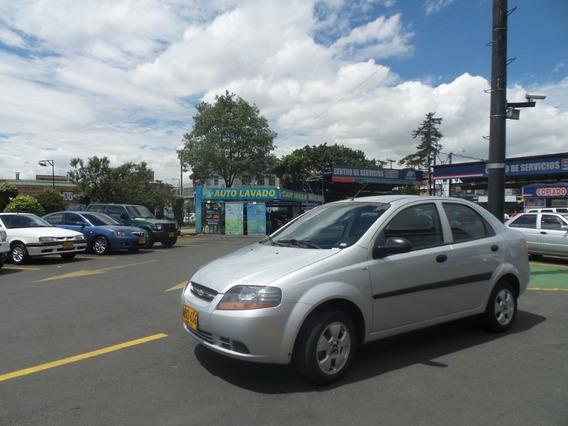 Chevrolet Aveo Mt 1600cc Aa