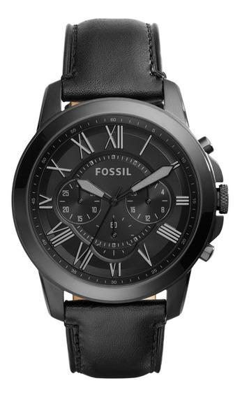 Reloj Fossil Md Rd Blk Blk Stp