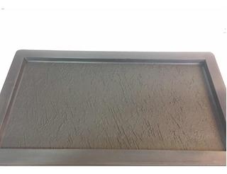 Molde Travertino Para Fabricar Placas De Yeso Y Cemento
