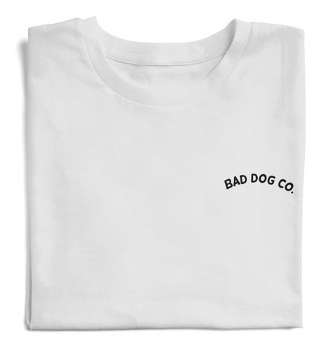 Remera Básica Bad Dog