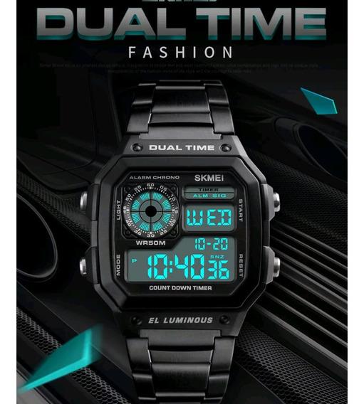 Relógio Importado Skmei Vogue Valor Promocional De R$ 50.00