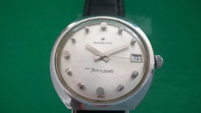 Relógio Hamilton Thin-o-matic